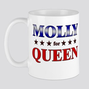 MOLLY for queen Mug